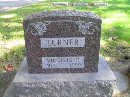 TURNER, VIRGINIA C - Bremer County, Iowa | VIRGINIA C TURNER