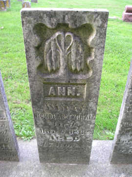 TYRRELL, ANN - Bremer County, Iowa | ANN TYRRELL