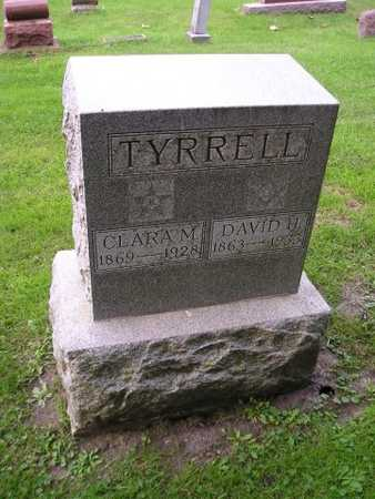 TYRRELL, DAVID H - Bremer County, Iowa | DAVID H TYRRELL