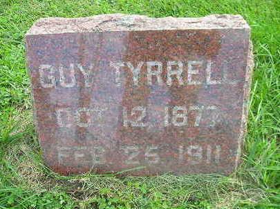 TYRRELL, GUY - Bremer County, Iowa | GUY TYRRELL