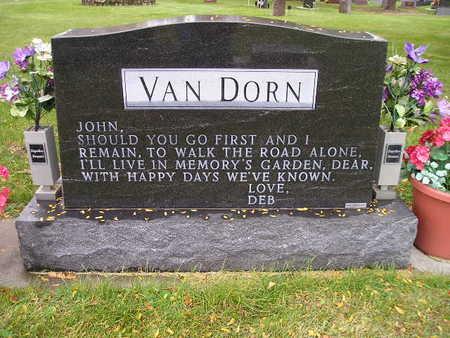 VAN DORN, FAMILY - Bremer County, Iowa | FAMILY VAN DORN