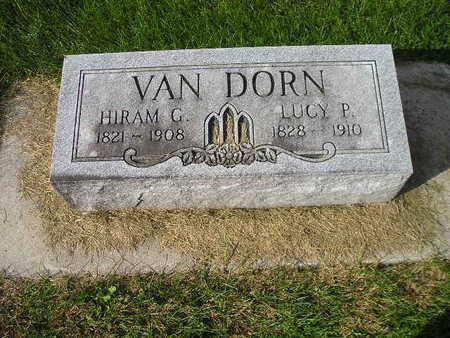 VAN DORN, LUCY P - Bremer County, Iowa | LUCY P VAN DORN