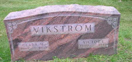 VIKSTROM, VICTOR L - Bremer County, Iowa | VICTOR L VIKSTROM
