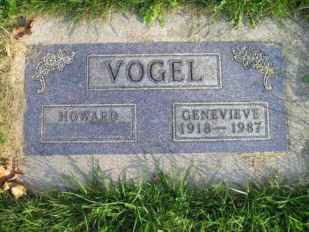 VOGEL, HOWARD - Bremer County, Iowa | HOWARD VOGEL