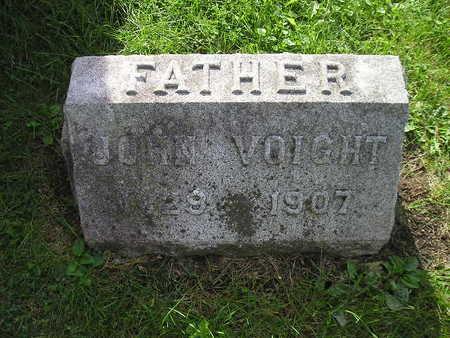 VOIGHT, JOHN - Bremer County, Iowa | JOHN VOIGHT
