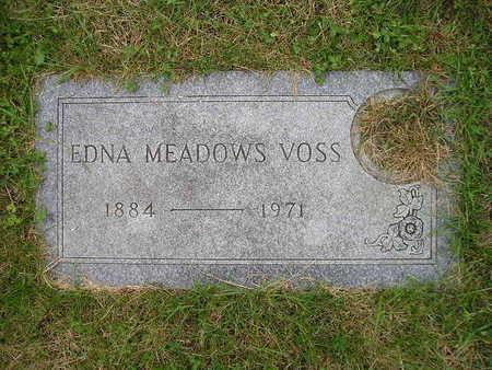 VOSS, EDNA - Bremer County, Iowa | EDNA VOSS