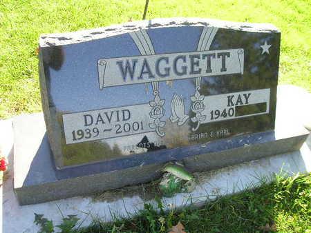 WAGGETT, DAVID - Bremer County, Iowa | DAVID WAGGETT