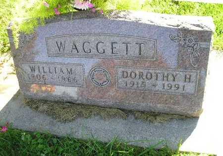 WAGGETT, DOROTHY H - Bremer County, Iowa | DOROTHY H WAGGETT
