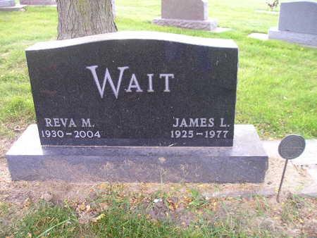 WAIT, REVA M - Bremer County, Iowa | REVA M WAIT