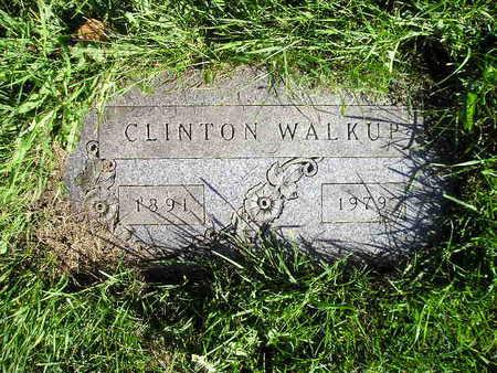 WALKUP, CLINTON - Bremer County, Iowa | CLINTON WALKUP