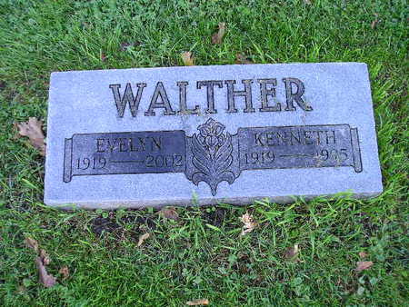 WALTHER, KENNETH - Bremer County, Iowa | KENNETH WALTHER