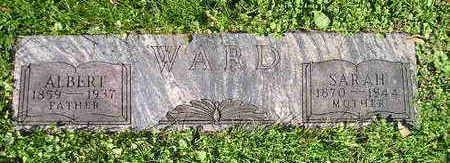 WARD, ALBERT - Bremer County, Iowa | ALBERT WARD