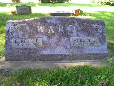 WARD, ALBERT L - Bremer County, Iowa | ALBERT L WARD