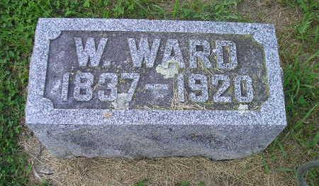 WARD, W - Bremer County, Iowa | W WARD