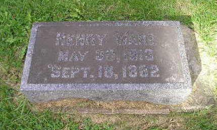 WARE, HENRY - Bremer County, Iowa | HENRY WARE