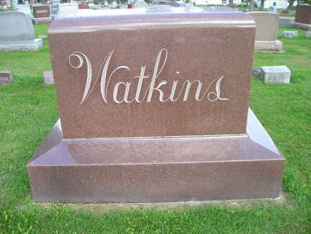 WATKINS, LYDIA J - Bremer County, Iowa   LYDIA J WATKINS