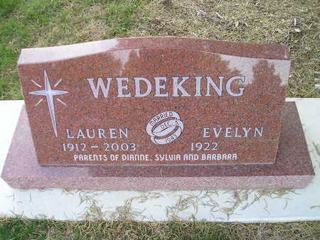 WEDEKING, LAUREN - Bremer County, Iowa | LAUREN WEDEKING
