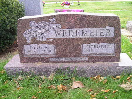WEDEMEIER, OTTO A - Bremer County, Iowa | OTTO A WEDEMEIER