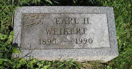 WEIKERT, EARL H - Bremer County, Iowa | EARL H WEIKERT