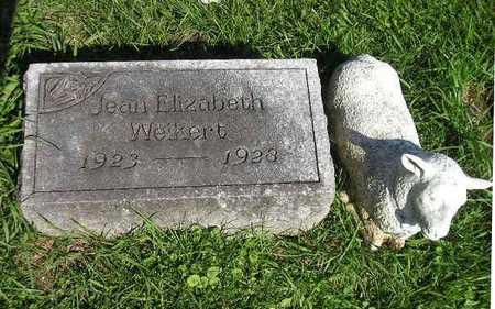 WEIKERT, JEAN ELIZABETH - Bremer County, Iowa | JEAN ELIZABETH WEIKERT