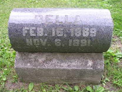 WELLS, DELLA - Bremer County, Iowa | DELLA WELLS