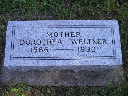 WELTNER, DOROTHEA - Bremer County, Iowa | DOROTHEA WELTNER