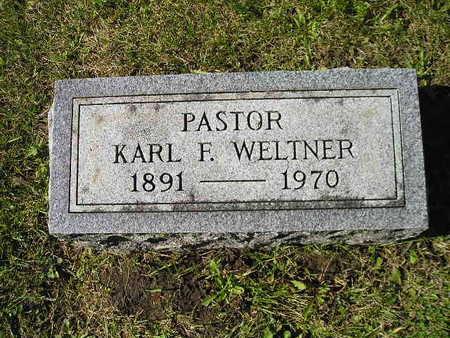 WELTNER, KARL F - Bremer County, Iowa | KARL F WELTNER