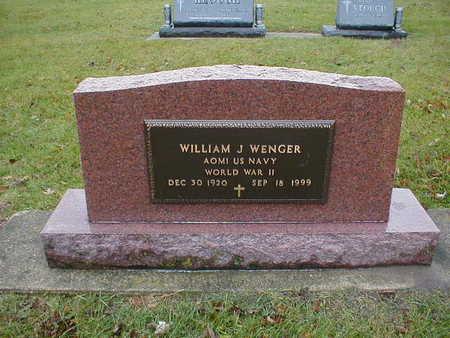 WENGER, WILLIAM J - Bremer County, Iowa | WILLIAM J WENGER