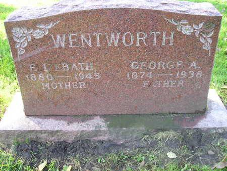 WENTWORTH, ELIZEBATH - Bremer County, Iowa | ELIZEBATH WENTWORTH