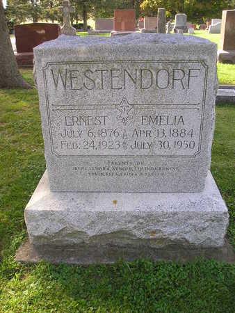 WESTENDORF, ERNEST - Bremer County, Iowa | ERNEST WESTENDORF