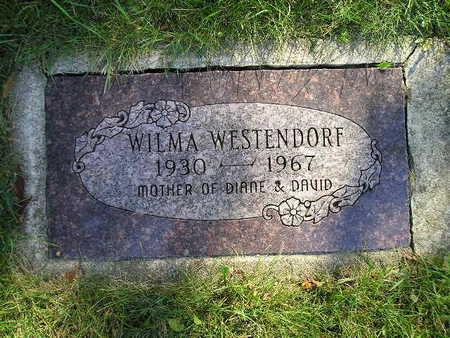 WESTENDORF, WILMA - Bremer County, Iowa   WILMA WESTENDORF