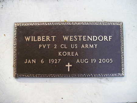 WESTENDORF, WILBERT - Bremer County, Iowa | WILBERT WESTENDORF