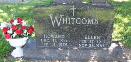 WHITCOMB, ELLEN - Bremer County, Iowa   ELLEN WHITCOMB