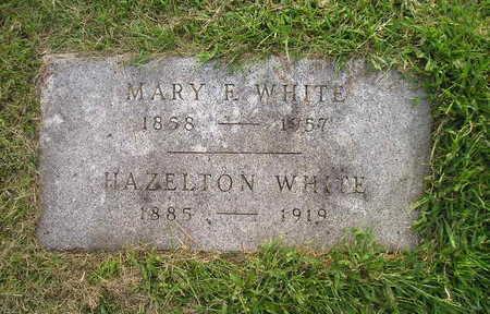 WHITE, HAZELTON - Bremer County, Iowa | HAZELTON WHITE