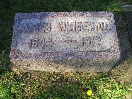 WHITESIDE, JAMES - Bremer County, Iowa   JAMES WHITESIDE