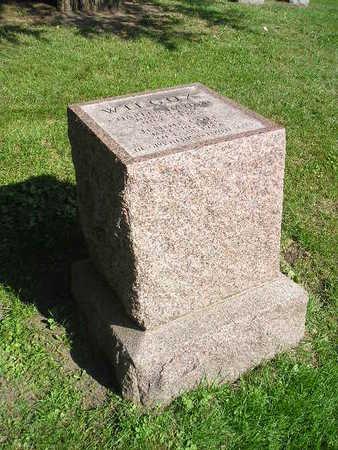 WILCOX, CHARLES HAYDEN - Bremer County, Iowa | CHARLES HAYDEN WILCOX