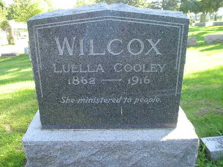 WILCOX, LUELLA - Bremer County, Iowa | LUELLA WILCOX