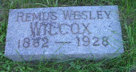 WILCOX, REMUS WESLEY - Bremer County, Iowa | REMUS WESLEY WILCOX