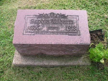 WILHARM, SOPHIA - Bremer County, Iowa | SOPHIA WILHARM