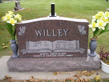 WILLEY, ELERY P - Bremer County, Iowa | ELERY P WILLEY
