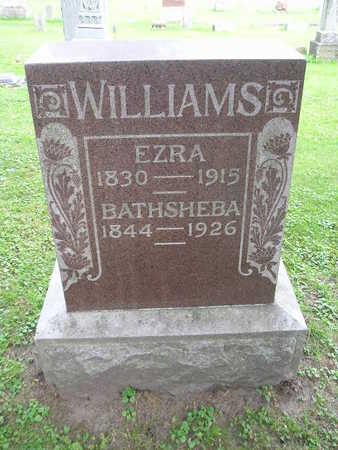 WILLIAMS, BATHSHEBA - Bremer County, Iowa | BATHSHEBA WILLIAMS