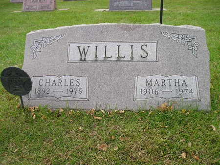 WILLIS, CHARLES - Bremer County, Iowa | CHARLES WILLIS