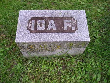 WILLIS, IDA F - Bremer County, Iowa | IDA F WILLIS
