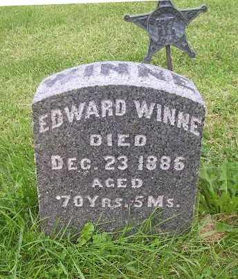 WINNE, EDWARD - Bremer County, Iowa | EDWARD WINNE