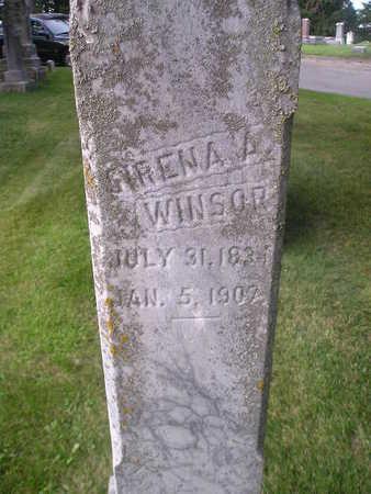 WINSOR, GIRENA - Bremer County, Iowa | GIRENA WINSOR