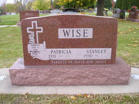 WISE, STANLEY - Bremer County, Iowa | STANLEY WISE