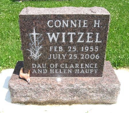 WITZEL, CONNIE H - Bremer County, Iowa | CONNIE H WITZEL