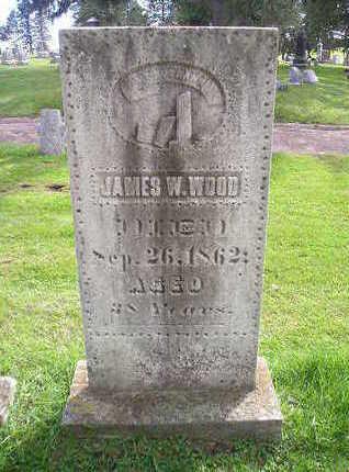 WOOD, JAMES W. - Bremer County, Iowa | JAMES W. WOOD