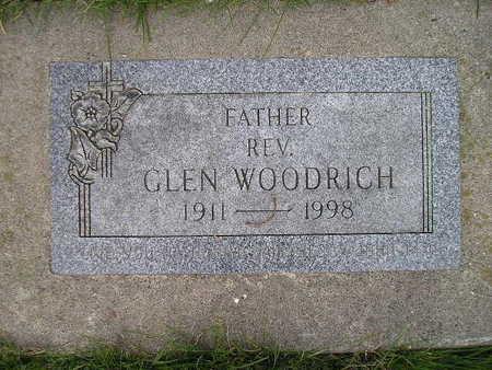 WOODRICH, GLEN - Bremer County, Iowa | GLEN WOODRICH