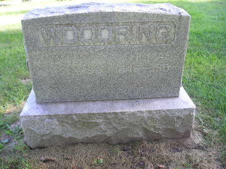 WOODRING, EMILY - Bremer County, Iowa | EMILY WOODRING